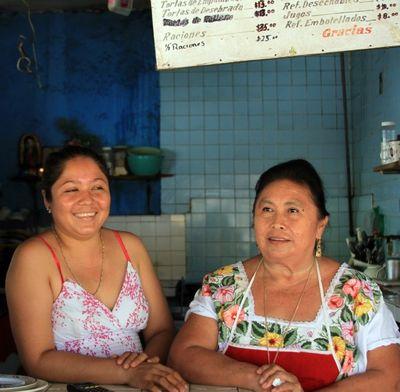 Muno Mexico snack bar