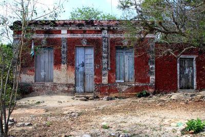 Abandon house merida