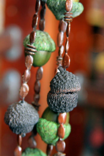 Acorn-necklace