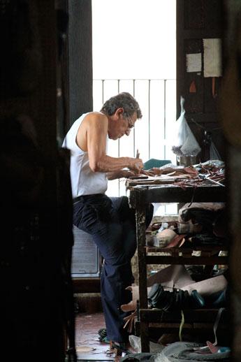 Shoemaker Valladolid