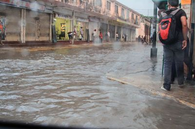 Merida-streets-flooded