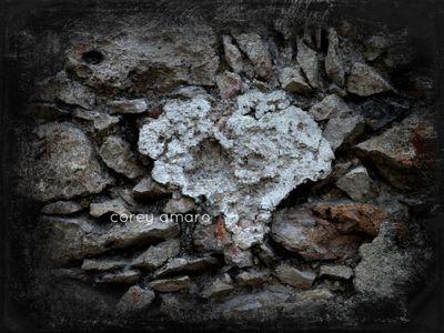 Mayan ruin stones