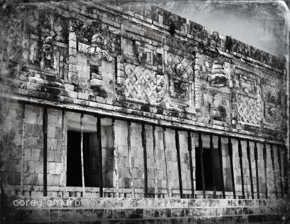 Ruins mexico mayan