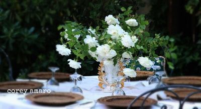 Provence, dinner,  france, vintage, antiques