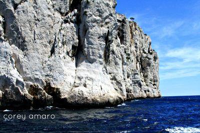 Cassis provence sea