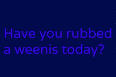 Weenis