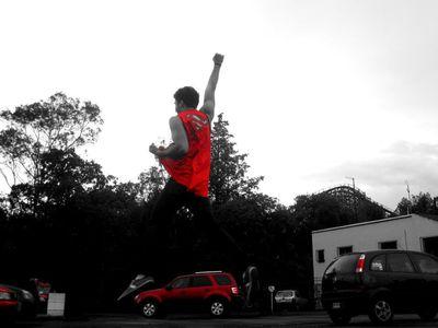 Sacha superman