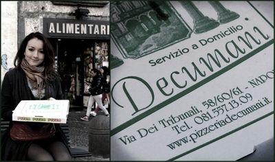 I Decumani Pizza