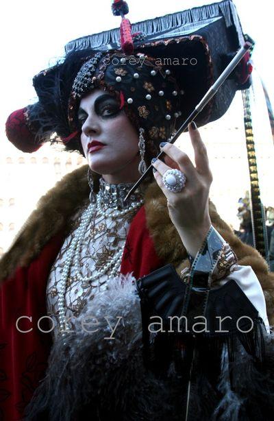 Venice carnival fim maker