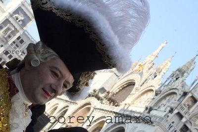 2012 Carnival Venice Large Hats