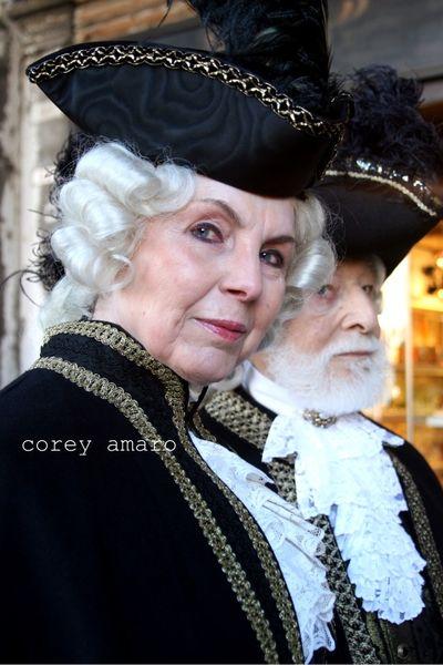 Venice carnival at any age