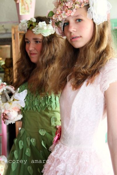 Easter Vintage Dresses