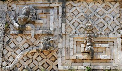 Mayan-ruin-detail