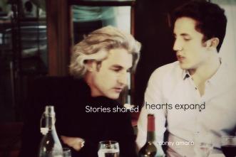 Hearts expand