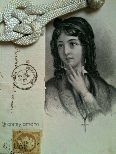 Portrait of a lady Corey Amaro