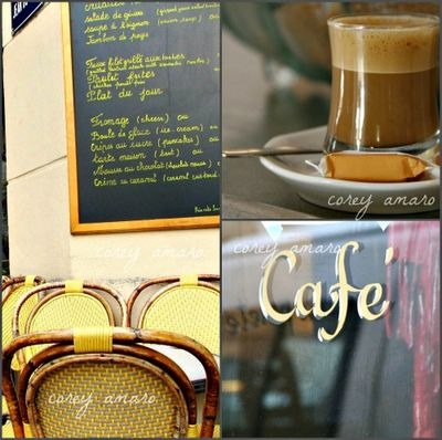 French cafe Lifestyle