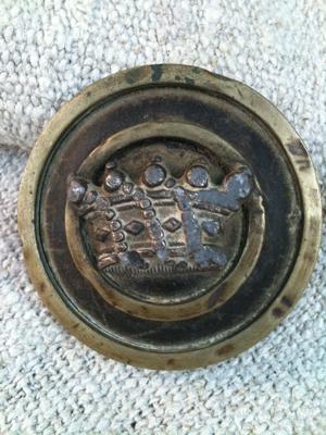 Royal Crown Horse Collar Pieces