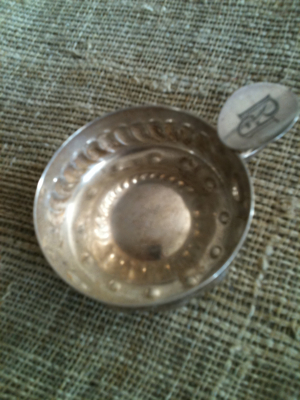 Silver Winr Tasting Cup P.R.