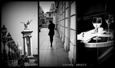 A walk about in paris