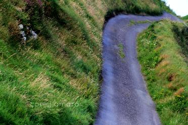 Ireland taking the backroads,Boreens,back roads,ireland