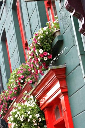 Pub; Facade, Ireland