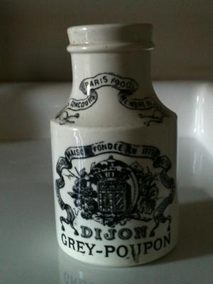 Mustard Jar
