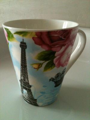Eiffel Tower Coffee Cup