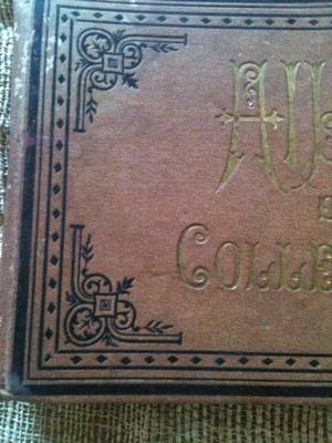 Photo album Booklet