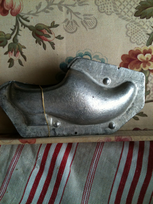 Chocolate Candy Mold Shoe