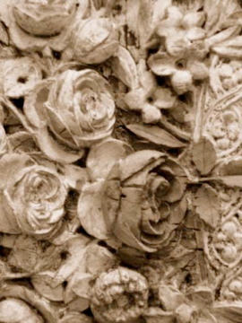 Wooden-roses