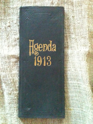 1900s French Agenda