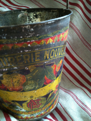 French Jam Bucket