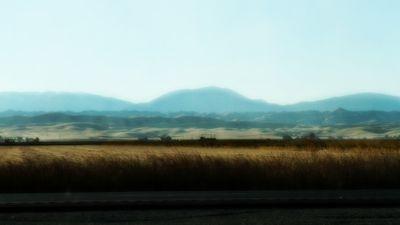Northern california valley