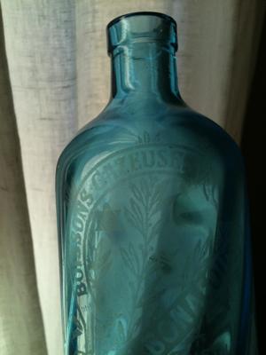French Antique Spritzer Bottles