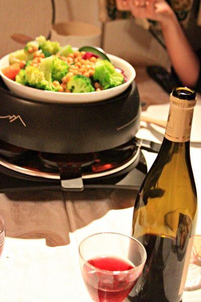 French Raclette Corey Amaro
