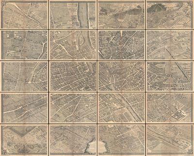 Paris Map Turgo-