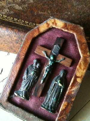 Pocket Prayer Relic