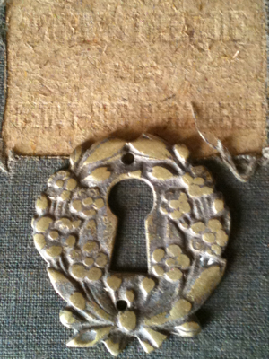 French Lock Cover