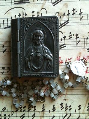 Rosary Holder