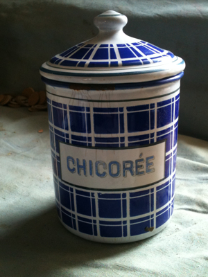 Chicoree Pot