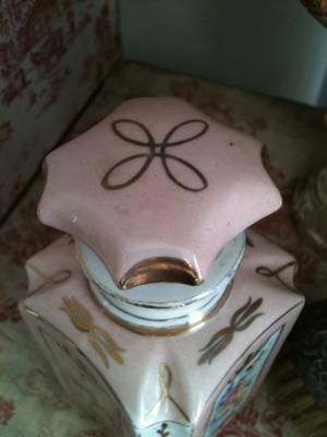 French Antique Perfume Jar