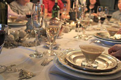 Christmas 12 dinner