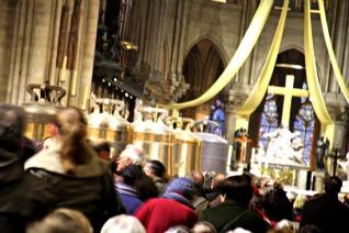 Eight bells Notre dame