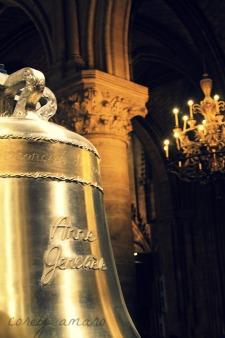 Bells in Notre dame