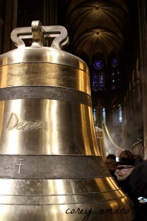 Names on bells notre dame