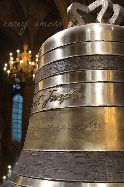 Saint Joseph Bell Notre Dame