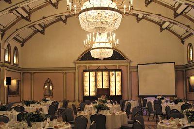 Ballroom Langhum