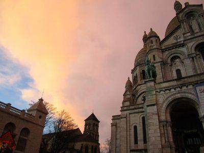 Sacre coeur chelsea's Paris