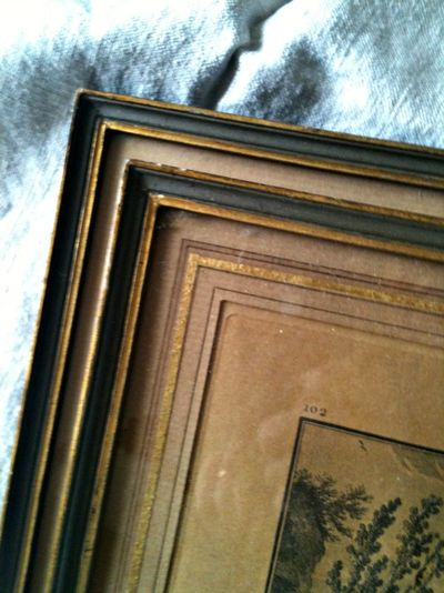 French Antique Frames, Corey Amaro