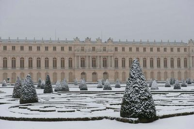 Beauty, Versailles